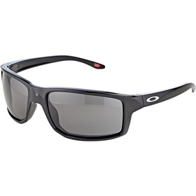 Oakley Gibston Sunglasses, polished black/prizm grey